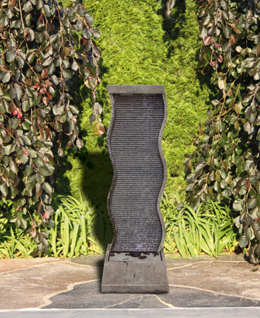 garden stone fountain Massarelli 3856